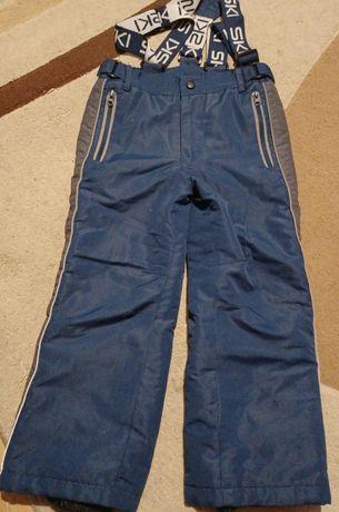 Cool Club spodnie narciarskie r. 116 ocieplane chłopięce