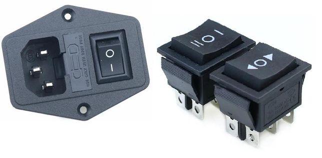 Interruptor (x3)