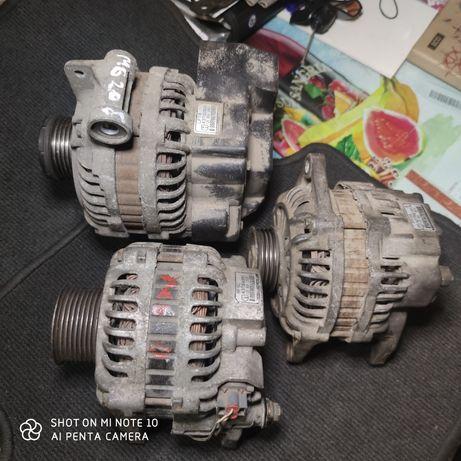 Генератор Мазда 6 gg, 626gf. Mazda 6gg, 626gf генератор.Разборка.