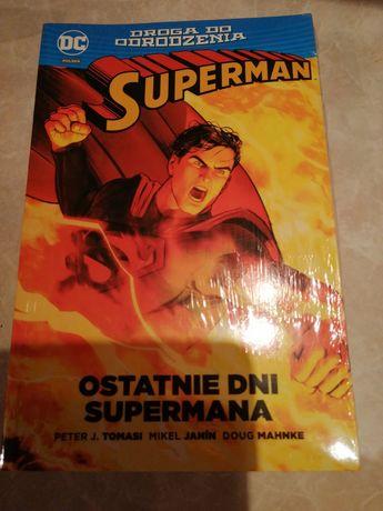 Ostatnie dni Supermana NOWA KSIĄŻKA