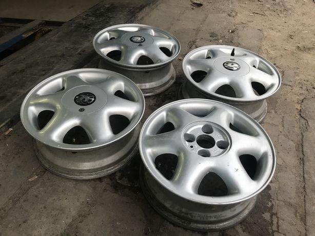 4шт Opel 4*100 R15