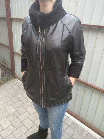 Куртка двухстороняя