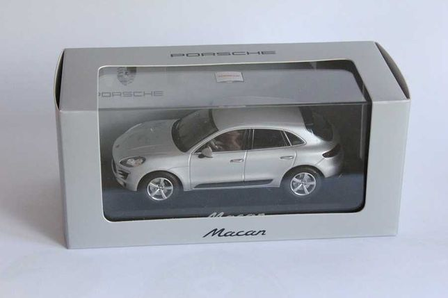 Model Porsche Macan 2013 Minichamps 1:43 Auto Samochód