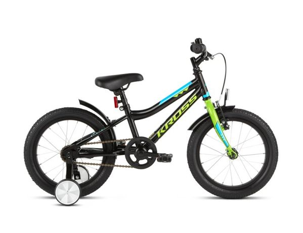 Rower dziecięcy KROSS Racer 3.0 2021 NOWA KOLEKCJA! 16''