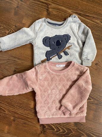 Bluzy niemowlece