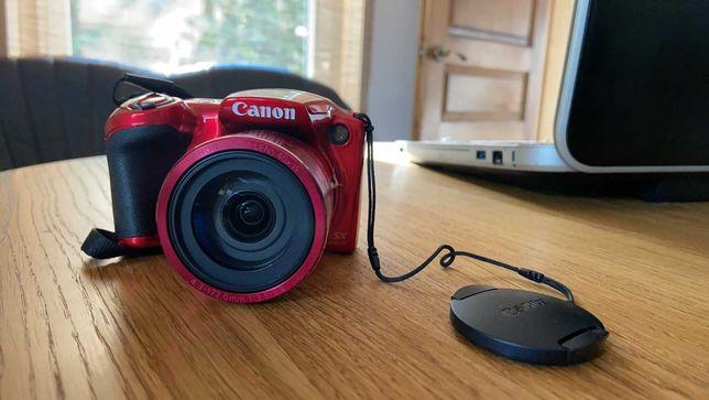 Фотокамера Canon Powershot SX 410 IS