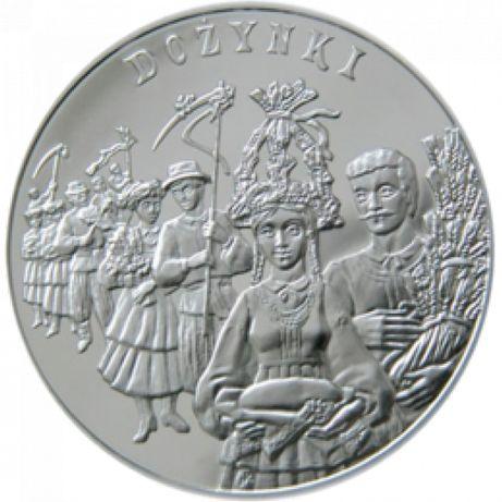 20 zł, Dożynki