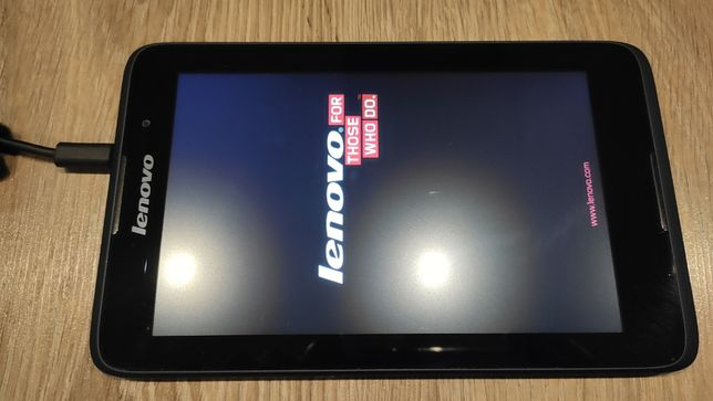 Tablet Lenovo A7 / A3500-H 1GB/16GB Midnight Blue Uszkodzony