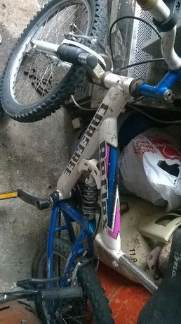 Rower Bmx młodzieżowy Górski MTB Części Uszkdzone Pilna Wyprzedaż Alx
