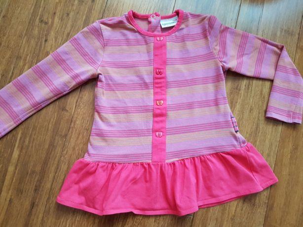 Bluzka bluzeczka tunika Coccodrillo r 98