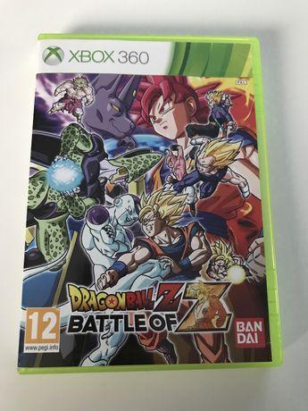 Dragon ball Z Battle of  XBOX 360