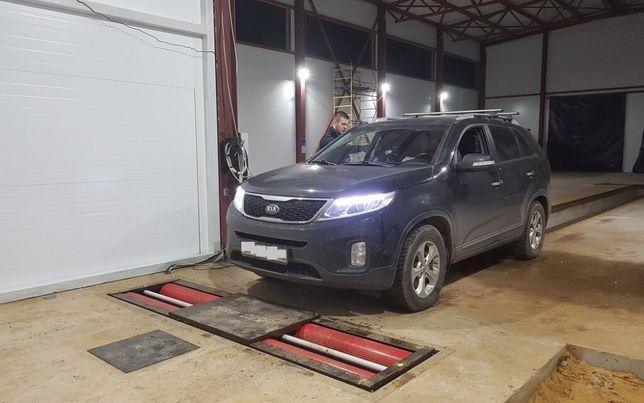 Сертификация автомобилей в Донецкой области
