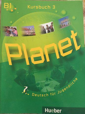 Підручник з німецької «Planet» B1 Kursbuch 3