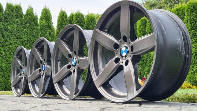"""Felgi BMW 17"""" 5x120 ET30 piękne jak nowe banany"""