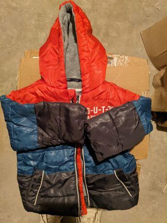 Курточка тепла для хлопчика