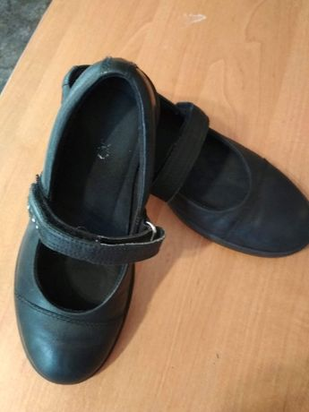Туфли для девочек, школа