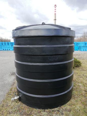 Zbiornik podziemny na szambo deszczówkę 5000 l gruby solidny