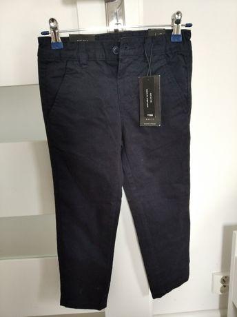 Nowe spodnie chłopięce Reserved rozmiar 110