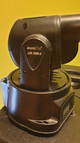 Eurolite LED TMH-6 Moving-Head Spot - Głowa Ruchoma