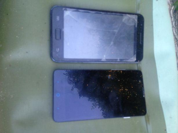 Два телефона на запчастини