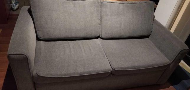 Sofa Ikea. Rozkładana. Schowek.