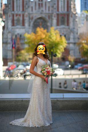 Свадебное платье Мальва от Anna Sposa
