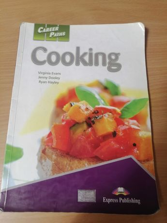 Cooking - książka do języka angielskiego zawodowego
