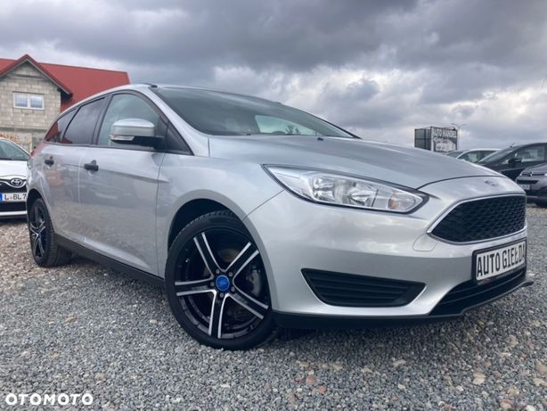 Ford Focus 1.0ecoboost•100ps•87.000km•bezwypadkowy