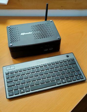 Mini PC Giada cube n3 + teclado Mk2