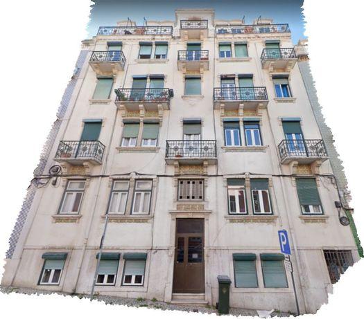 Apartamento T3+1 Central Proximo Da Av.Liberdade