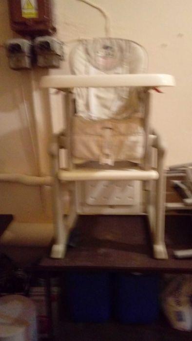 Siodelko dla dziecka Rozpucie - image 1