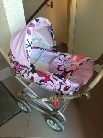 Wózek dla lalek dla dziewczynki