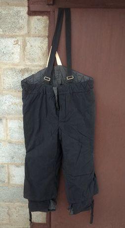Ватные штаны новые