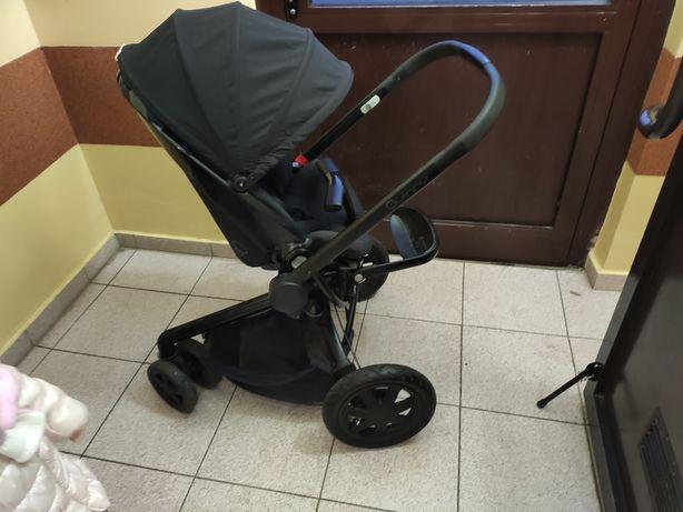 Wózek dziecięcy Maxi Cosi Quinny Moodd spacerówka gondola nosidełko