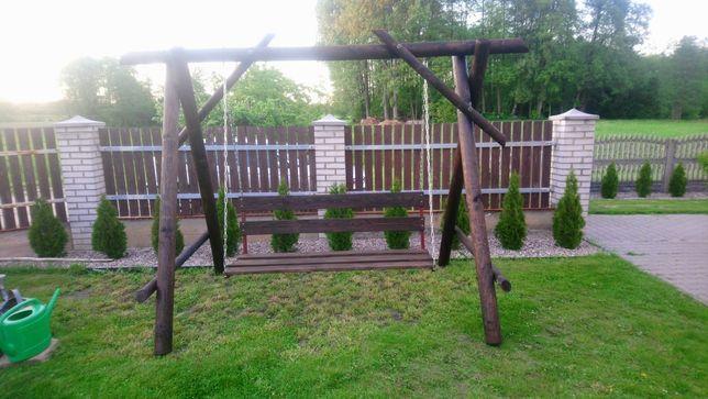 Huśtawka ogrodowa nowa