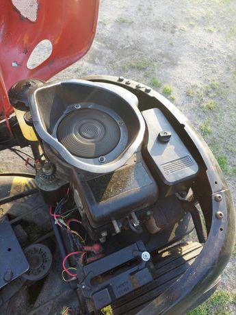 Traktorek kosiarka silnik brigssa 10 hp w bdb stanie gwarancja