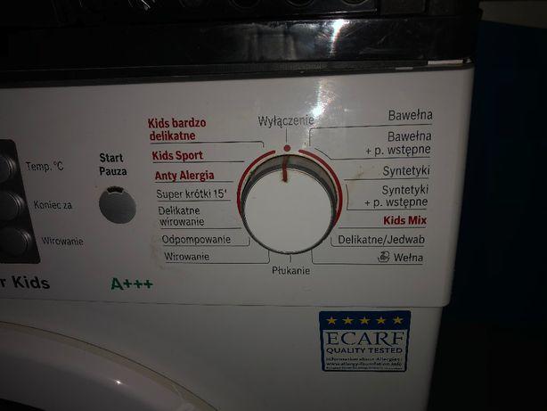 Pralka Bosch Vario Perfect MAXX7 model WAE20491PL. Mało używana.