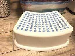 IKEA podest stołek podnóżek pod umywalkę