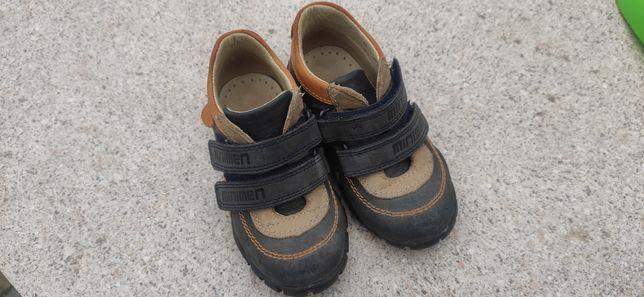 Продам туфли ботинки minimen 21 размер