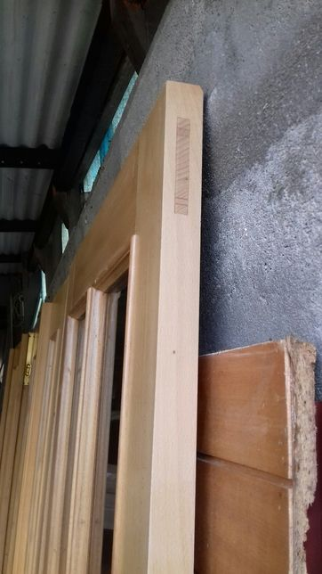 Vendo portas de madeira
