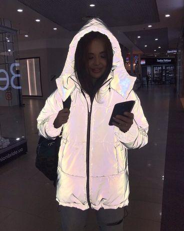 Зимова куртка Рефлектив
