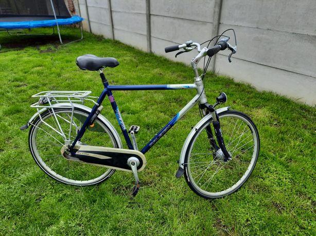 Rower aluminiowy męski 7mio biegowy 28
