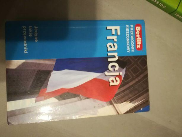 Francja przewodnik kieszonkowy jedynie taki przewodnik