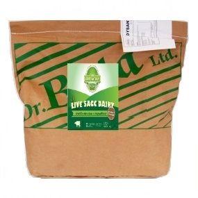 Live Sacc Dairy -żywe mikrokapsułkowane drożdże na kwasicę u krów 15kg