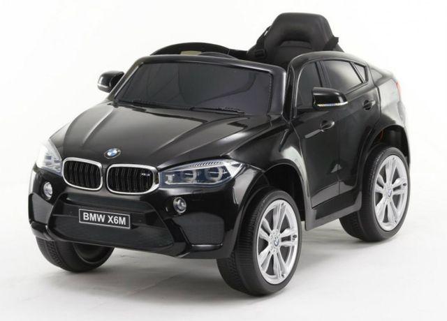 Pojazd AUTO na akumulator BMW X6M nowy 2021-babyland lodz