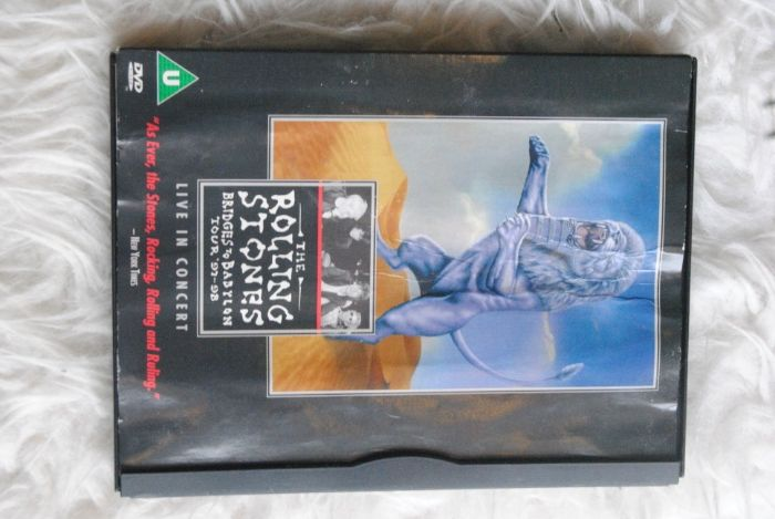The Rolling Stones*Bridges To Babylon Tour 97-98/DVD Chojnów - image 1