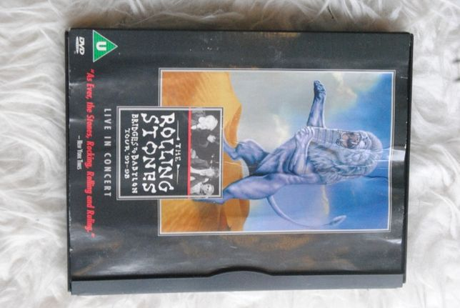 The Rolling Stones*Bridges To Babylon Tour 97-98/DVD