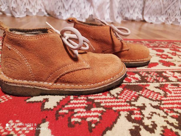Ботинки осенние ZARA 500 рублей