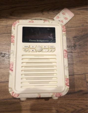 Radio głośnik przenośny kolekcjonerskie vintage retro