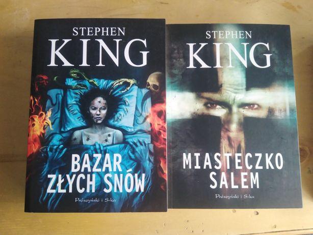 Stephan King Bazar złych snów, Miasteczko Salem
